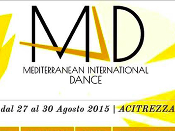 MEDITERRANEAN INTERNATIONAL DANCE 2015 (PEDAGOGO)
