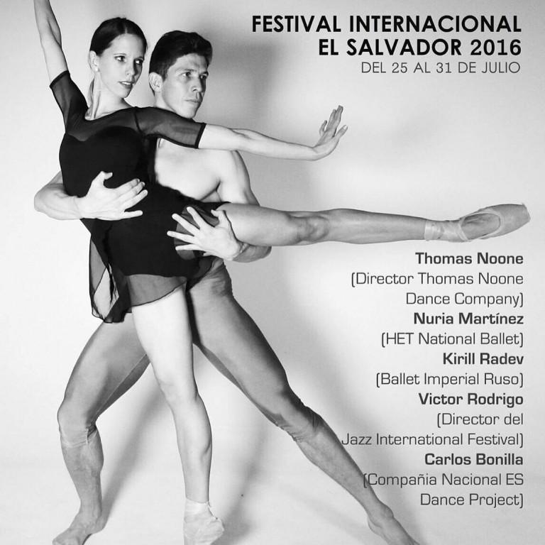 +DANZA (FESTIVAL INTERNACIONAL EL SALVADOR 2016)